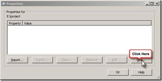 Windows下subversion强制写日志强制