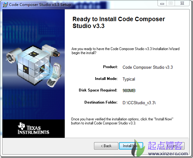 ccs3.3 ready to install code composer studio V3.3