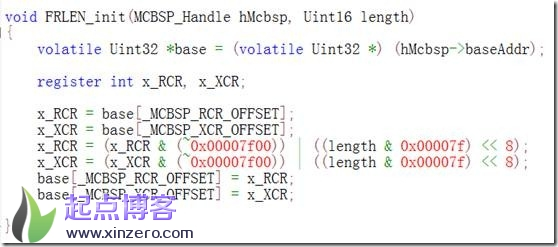 McBsp SPI EDMA调试(二)
