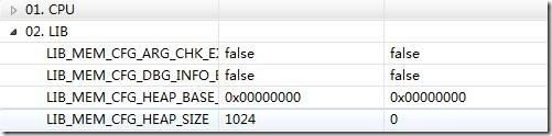 ZYNQ ucos KAL_LockCreate创建互斥信号量失败