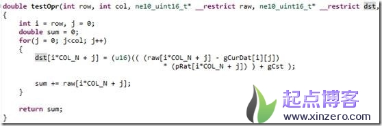 c语言计算原型