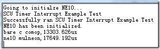 不使用编译器优化的计算结果