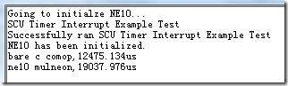 没有编译器优化条件下的运算速度比较