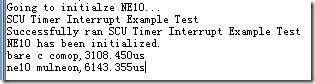 在编译器O3条件下的运算速度比较