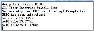 ZYNQ NEON NE10计算优化