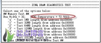 xilinx xadc的温度监控设计