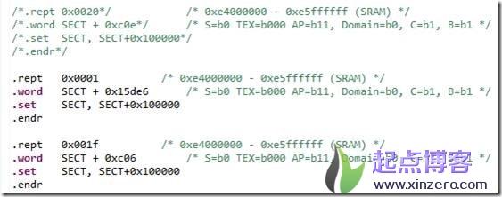 zynq程序与数据在SRAM中运行软件调试